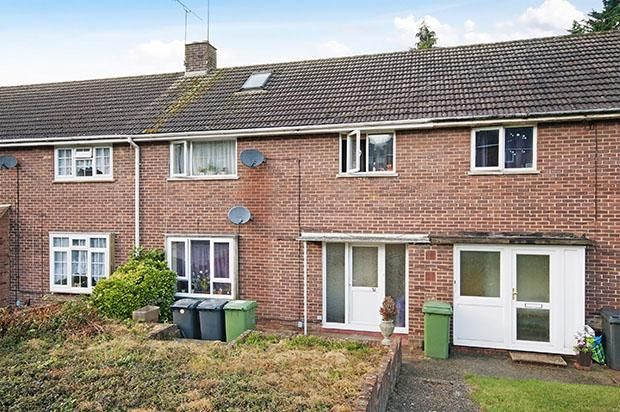 Thumbnail Shared accommodation to rent in Imber Road, Winnall, Winchester