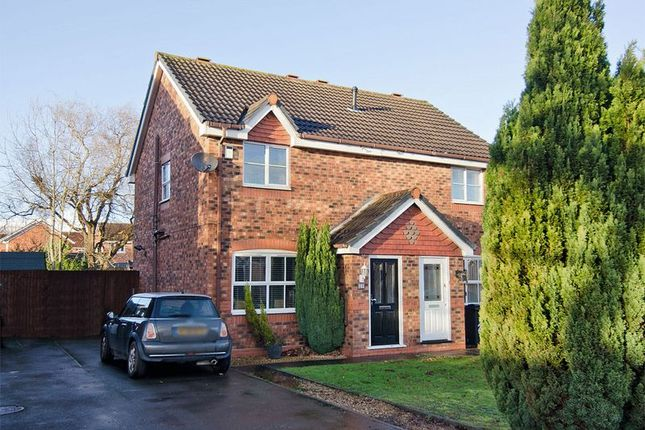 Thumbnail Semi-detached house for sale in Allerdale Road, Clayhanger, Walsall