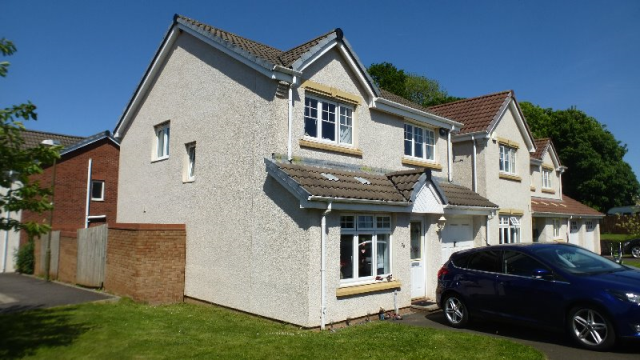 Thumbnail Detached house to rent in Wilson Road, Dunbar, East Lothian, 1Gh