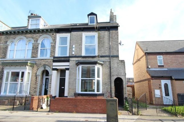 Thumbnail Flat for sale in Coltman Street, Hull