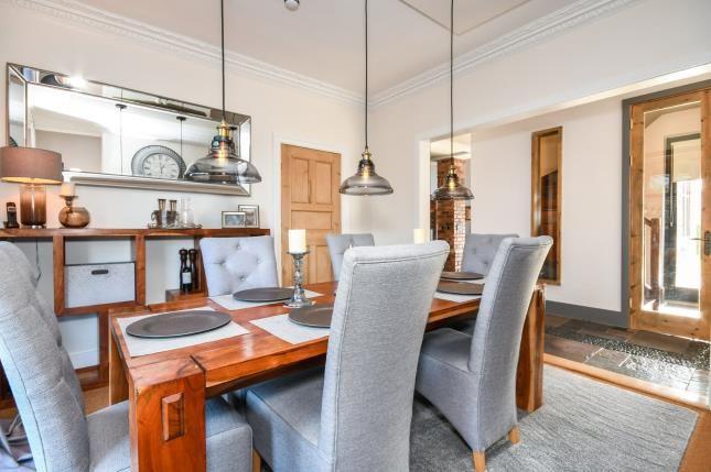 Dining Room of Main Street, Shirebrook, Mansfield, Derbyshire NG20