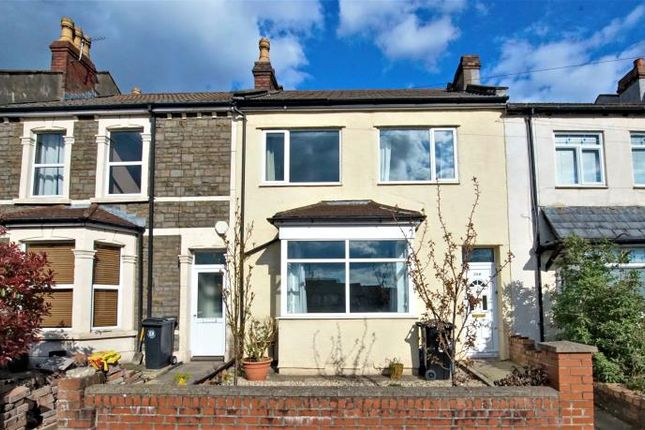 Thumbnail Terraced house to rent in Charlton Road, Kingswood, Bristol