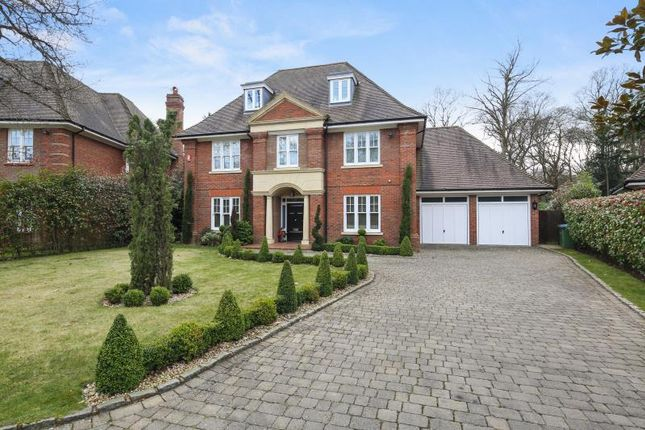 Thumbnail Property to rent in Foxwood, Burwood Road, Walton On Thames