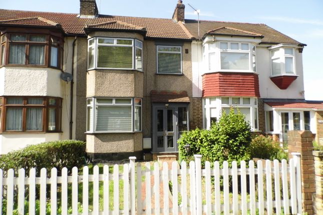 Thumbnail Terraced house to rent in Crow Lane, Romford