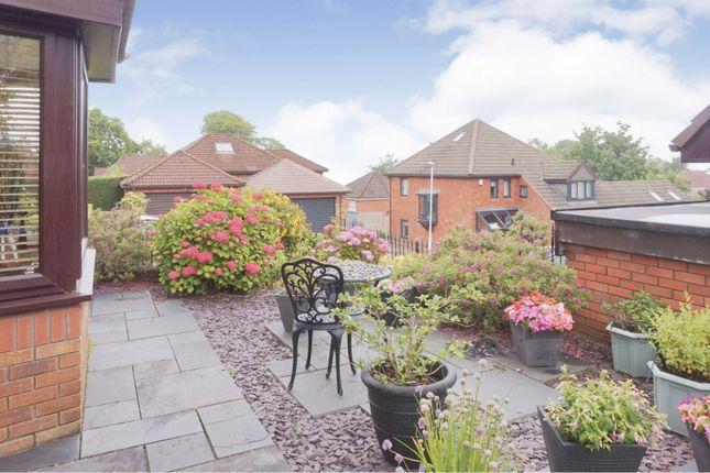 Side Garden of Llwynderw Drive, West Cross SA3