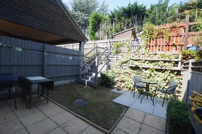 Garden of Bittern Street, Northampton, Northamptonshire NN4