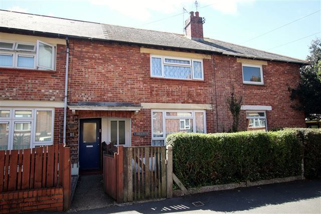 Thumbnail Terraced house to rent in Maidstone Crescent, Wymering, Portsmouth, Hampshire