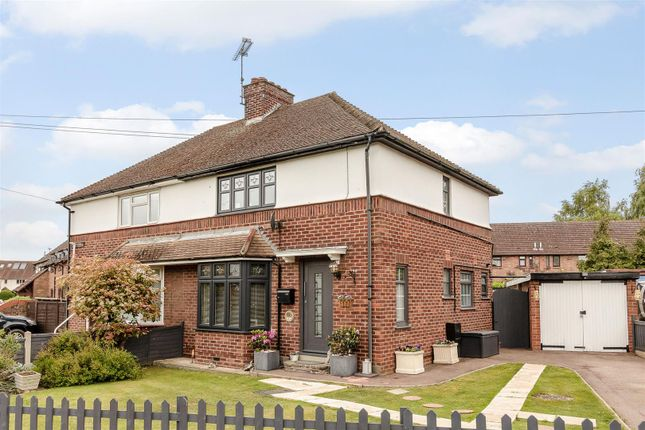Thumbnail Semi-detached house for sale in The Meads, Ingatestone