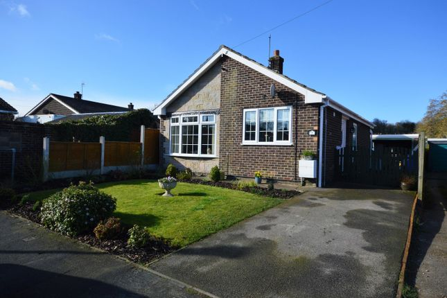 Thumbnail Bungalow for sale in Cowlings Close, Hunmanby, Filey