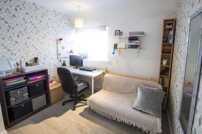Bedroom Two of Hilcot Drive, Aspley, Nottingham NG8