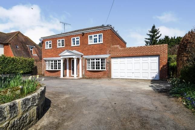 Thumbnail Detached house for sale in Powers Hall End, Witham