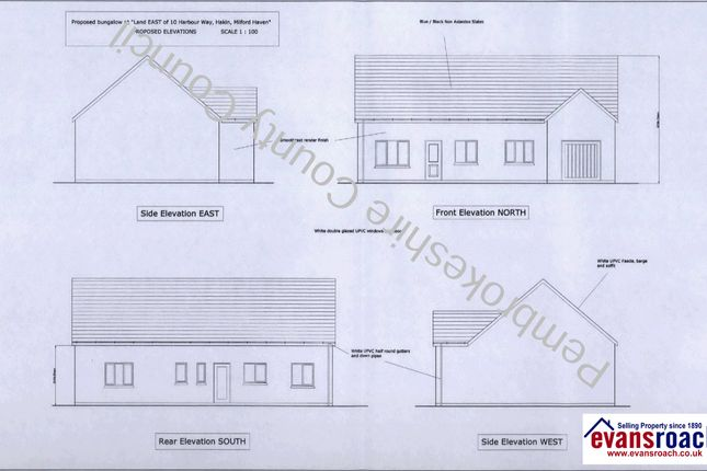 Elevation of Harbour Way, Hakin, Milford Haven SA73