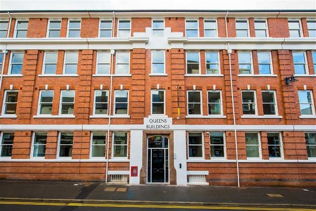 Thumbnail Flat for sale in 15 Queens Buildings, 55, Queen Street, City Centre