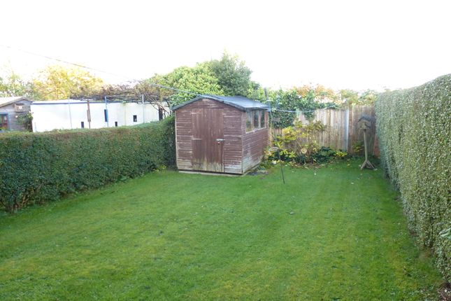 Rear Garden of Leyfield Road, Leyland PR25