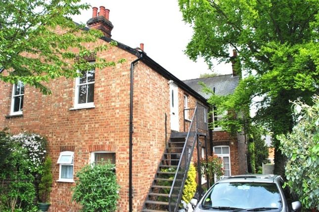 Thumbnail Maisonette to rent in Ickleford Road, Hitchin