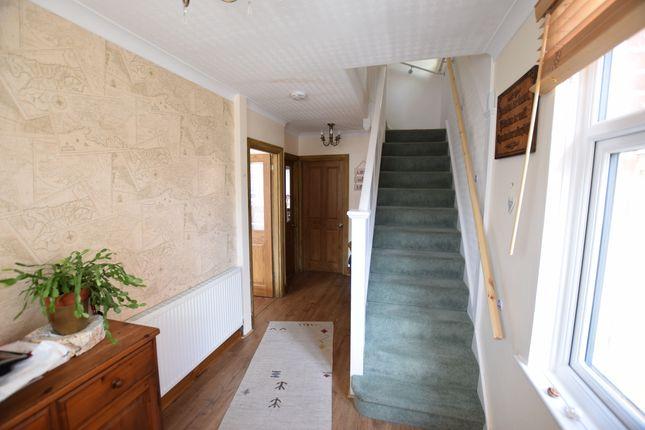Hallway of Marlow Avenue, Eastbourne BN22