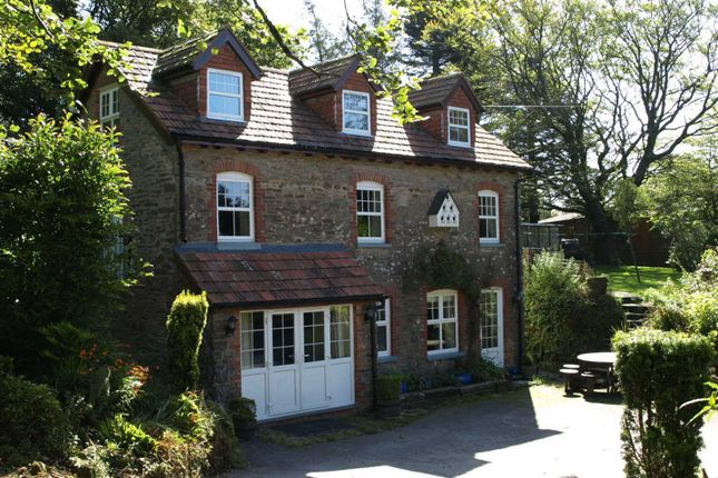Thumbnail Country house for sale in Bratton Fleming, Barnstaple