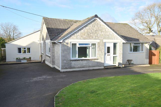 Thumbnail Detached bungalow for sale in Wincanton, Somerset
