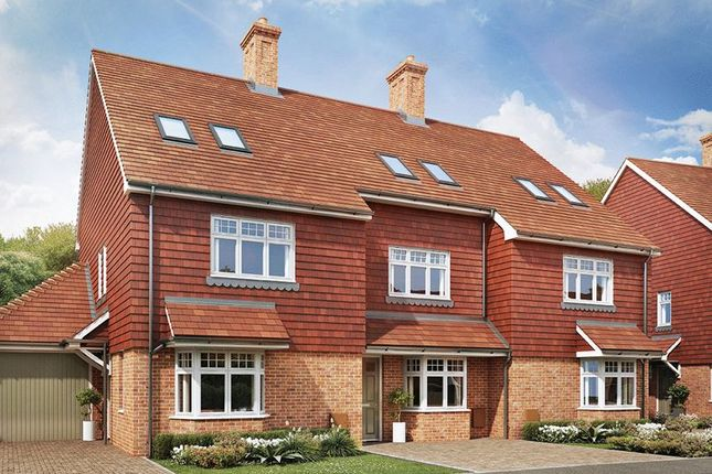 Thumbnail Terraced house for sale in The Newick, Mayfield Place, Love Lane, Mayfield