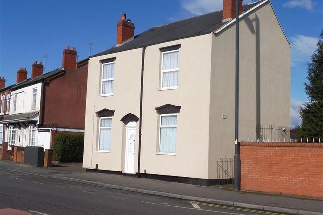 Thumbnail Detached house to rent in Bangor Villas, Walsall Road, Darlaston, Wednesbury