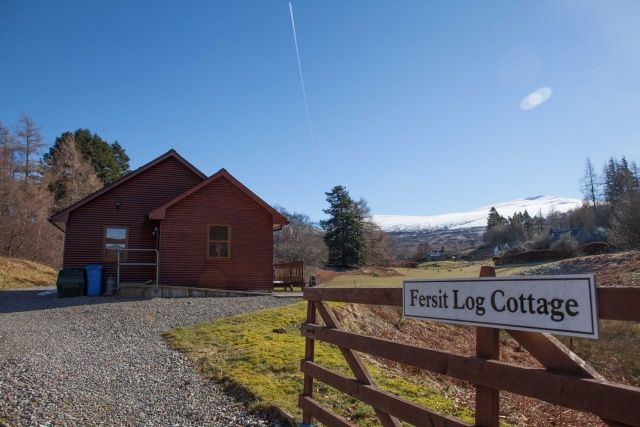Thumbnail Cottage for sale in Tulloch, Roy Bridge