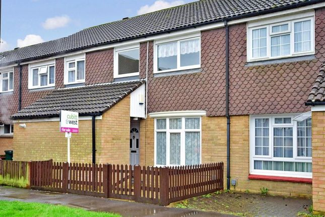 Thumbnail Terraced house for sale in Hawkesmoor Road, Bewbush, Crawley, West Sussex