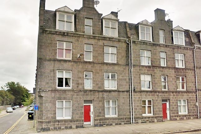 Thumbnail Flat to rent in Park Road, City Centre, Aberdeen