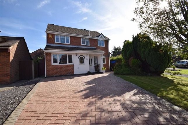 4 bed detached house for sale in Turner Avenue, Lostock Hall, Preston, Lancashire
