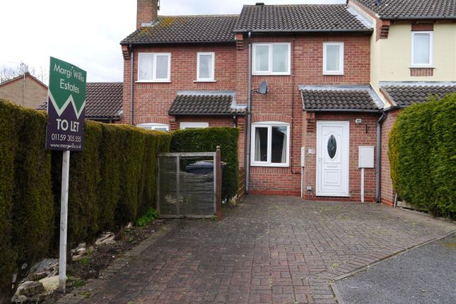 Thumbnail Town house to rent in Andrews Drive, Stanley Common, Ilkeston
