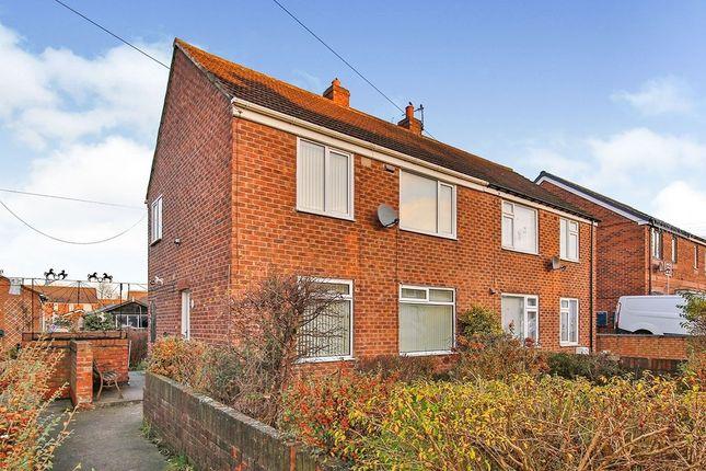 Thumbnail Semi-detached house to rent in David Terrace, Bowburn, Durham