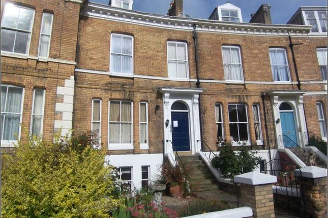 Thumbnail Flat to rent in Royal Crescent, Scarborough