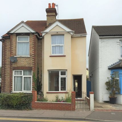 Semi-detached house for sale in Olivers Road, Clacton-On-Sea