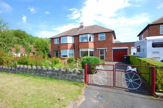 Thumbnail Semi-detached house to rent in Thornley Lane, Rowlands Gill