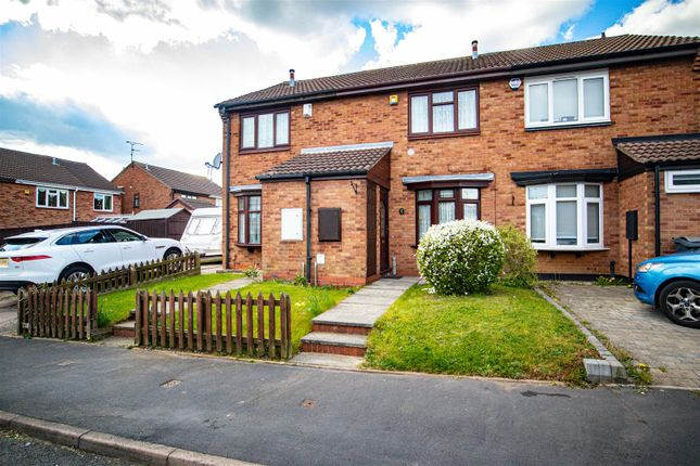 2 bed terraced house for sale in Livingstone Road, West Bromwich B70