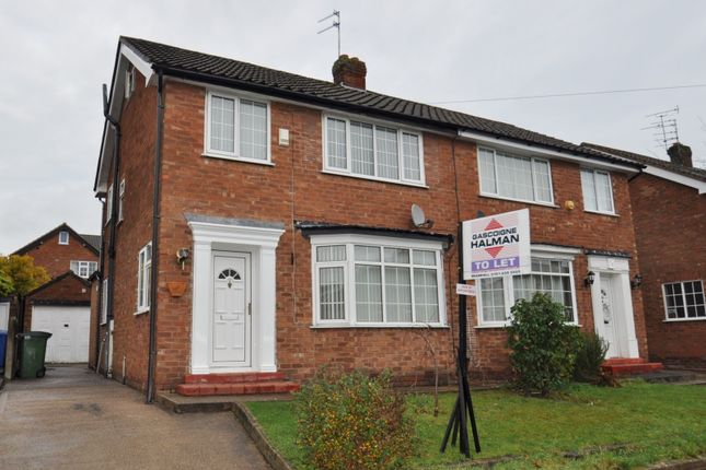 4 bed semi-detached house to rent in Ashley Drive, Bramhall, Stockport SK7