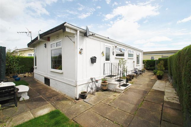 Thumbnail Bungalow for sale in The Paddock, Whitehaven Park, Sea Lane, Ingoldmells