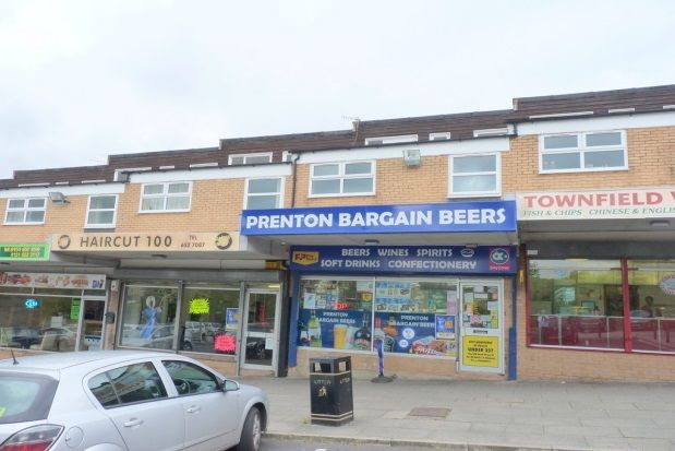 Thumbnail Flat to rent in Townfield Close, Prenton