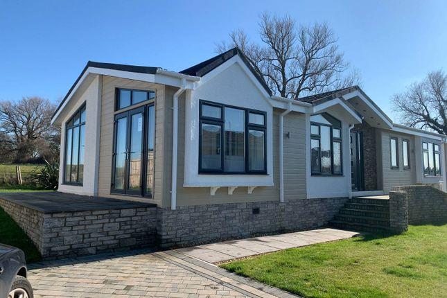Thumbnail Mobile/park home for sale in Sower Carr Lane, Hambleton, Poulton-Le-Fylde