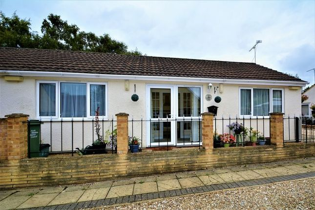 Thumbnail Bungalow for sale in Station Road, Minety, Wiltshire