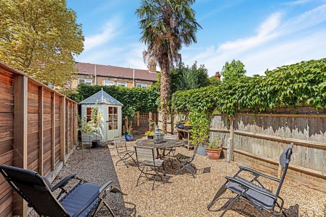 Garden of Riverview Grove, Chiswick W4