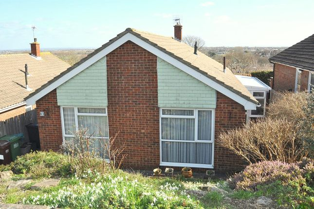 Thumbnail Detached bungalow for sale in Rodmill Drive, Eastbourne