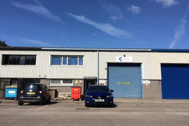 Thumbnail Industrial to let in Kestrel Close, Bridgend