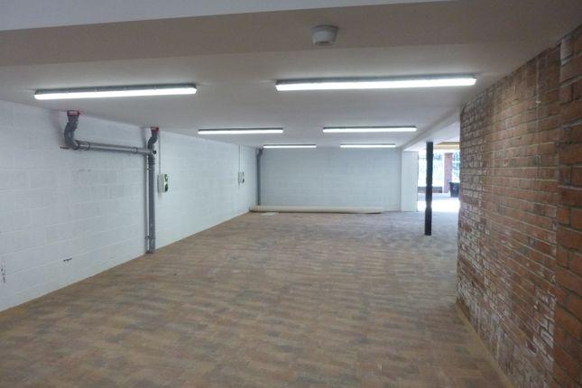 Garage of Ranelagh Road, Malvern WR14