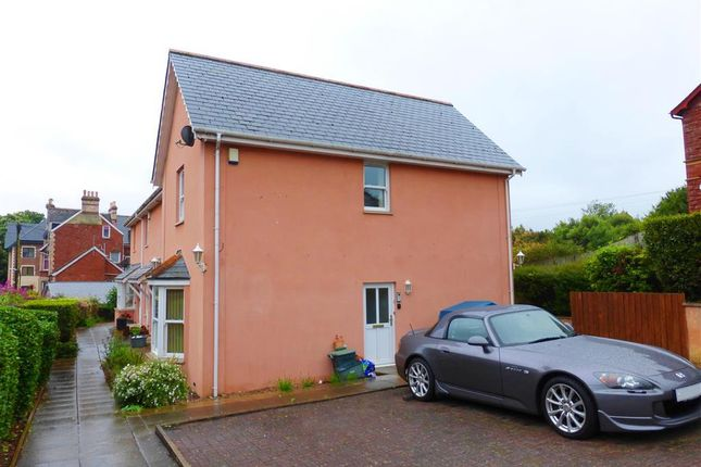 Thumbnail Flat to rent in Glen Road, Paignton
