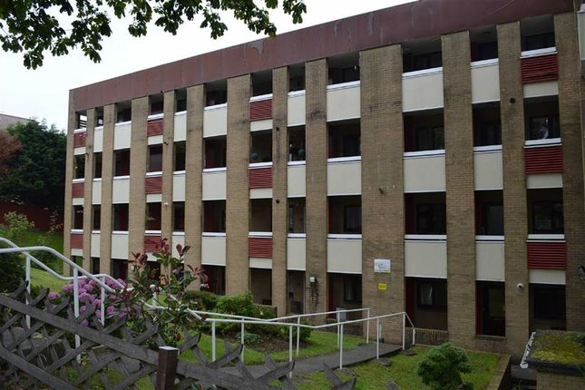 Thumbnail Flat for sale in Runnymede, Swansea