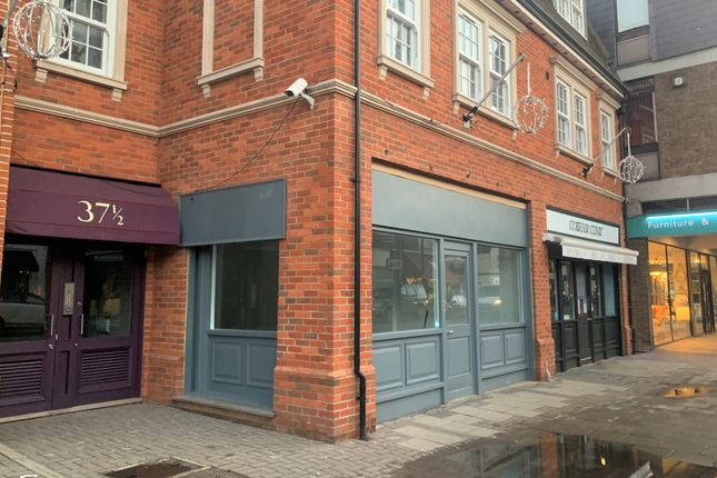 Thumbnail Retail premises to let in High Street, Cobham