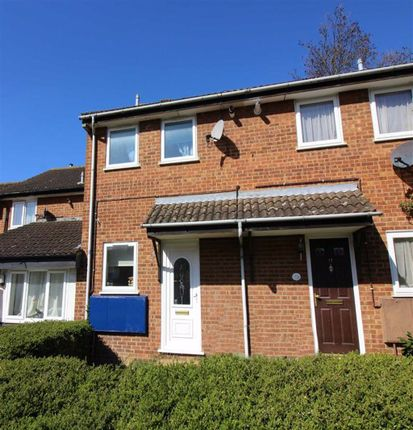 Thumbnail 2 bedroom terraced house to rent in Gordale, Heelands, Milton Keynes, Bucks