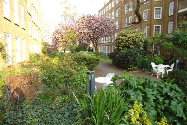 Communal Gardens of Vicarage Crescent, London SW11