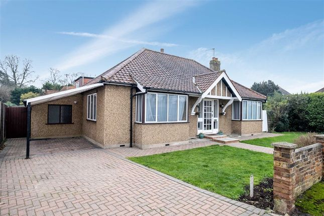 Thumbnail Detached bungalow to rent in Bagley Close, West Drayton, Middlesex
