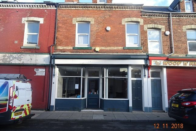 Thumbnail Retail premises to let in 68 Murray Street, Hartlepool